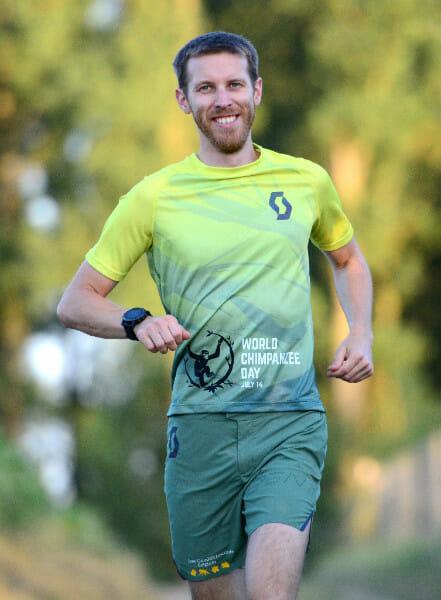 Sören running