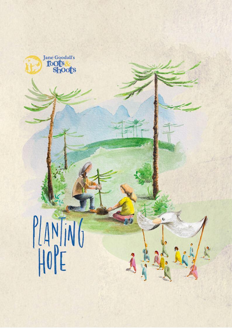 planting hope