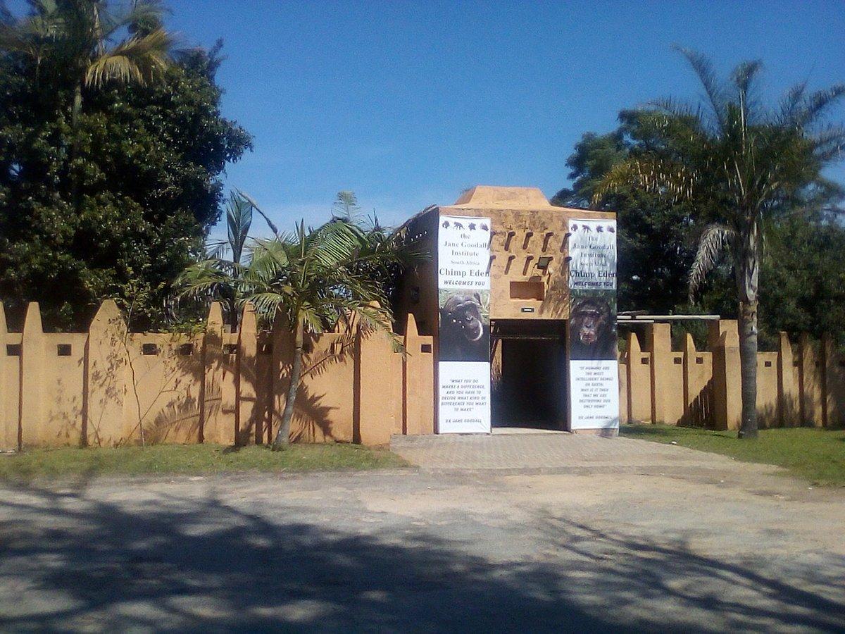 Chimp Eden Sanctuary