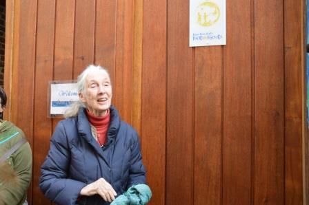Jane visits Foyer